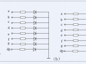 51单片机学习2_数码管运用
