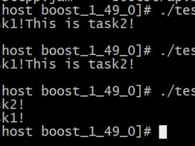 [原创]CentOS 6.5/7.2安装boost 1.49