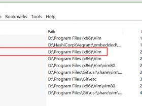 【整理】windows下vim乱码,vim查看utf8乱码