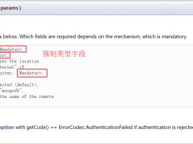 【分享】C++ MongoDB驱动带权限连接代码实现(针对legacy驱动)