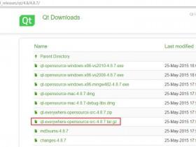 【整理】CentOS 7安装Qt 4.8.7 + PyQt 4.8.7 + Python 3.4.3 + Eric 6
