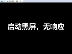 [已解决]windows 10 1903 vmware黑屏