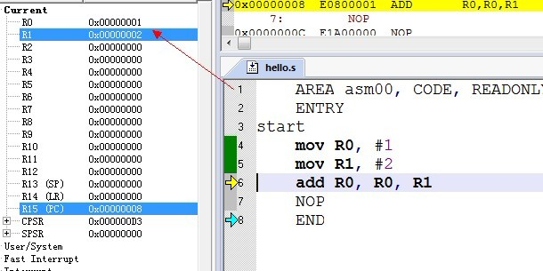 How to use MDK-ARM Microcontroller Development Kit with Mini2440