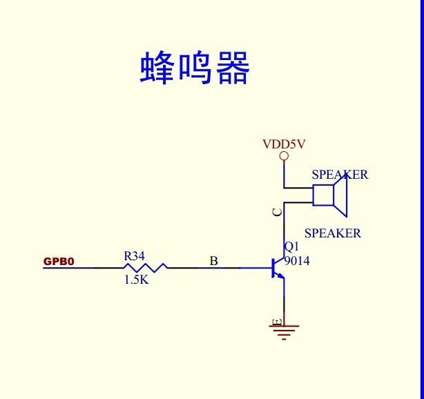 Mini 2440 beeper的裸机程序及详解(基于MDK)