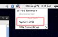 Vmware虚拟机 CentOS 6.5自动联网